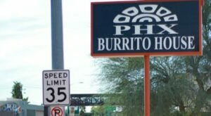 The Massive Burritos At This Arizona Restaurant Will Satisfy All Your Cravings