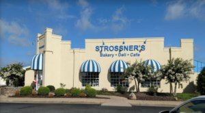 Sink Your Teeth Into Homemade Pie At Strossner's Bakery, Cafe And Deli In South Carolina