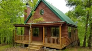 The Collection Of Cabins At Arkansas' River View Cabins & Canoes Are The Right Fit For Any Trip