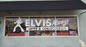 There's A Quirky Gift Shop With More Elvis Memorabilia Than Anywhere Else In Texas