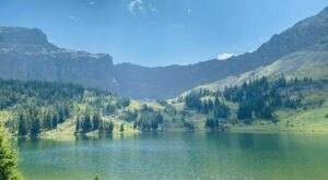 Hike To An Emerald Lake On This Enchanting Hiking Trail In Montana