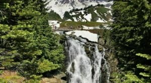 Explore Miles Of Unparalleled Views Of Mount Rainier On The Skyline Trail In Washington