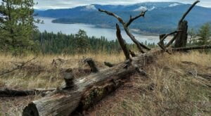 There Are Endless Scenic Views Along The Trail At Heyburn State Park In Idaho