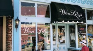 You Can Shop And Dine At The Delightful Wen Lily's Cafe And Gift Shop In South Carolina