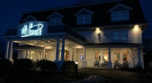 You Can Stargaze During Your Stay At The Break Hotel In Rhode Island