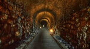 The Longest Tunnel In Georgia Has A Truly Fascinating Backstory