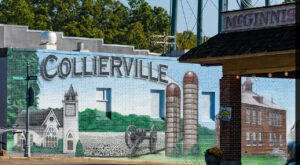 There's Nowhere Else On Earth With A Downtown Quite Like Collierville, Tennessee