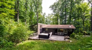 Soak In A Hot Tub Surrounded By Natural Beauty At These 5 Cabins In West Virginia