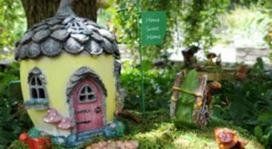 The Fairy Trail Is A Fairy Gnome Wonderland Hiding In North Carolina And It's Simply Magical