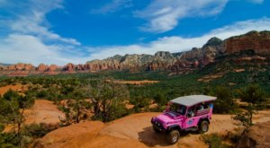 Rent A UTV In Arizona And Go Off-Roading Through The Red Rocks Of Sedona
