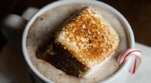 Warm Up All Winter Long With The Decadent Hot Chocolate At Sugar Leaf Bakery, Café & Espresso In Missouri