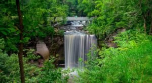 Take A Minnesota Adventure To Our State's Stunning Double Waterfall