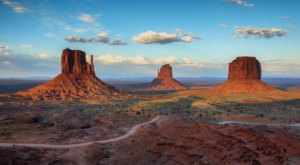 The Most-Photographed Valley In The Country Is Right Here On The Arizona-Utah Border