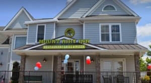 The Mount Airy Inn Is A Delicious Spot For Breakfast And Beyond In Maryland