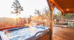 Soak In A Hot Tub Surrounded By Natural Beauty At These 5 Cabins In Broken Bow In Oklahoma