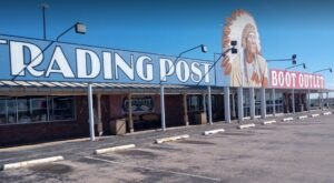 Cherokee Trading Post & Boot Outlet Is A Massive Gift Shop In Oklahoma That Is Like No Other In The World