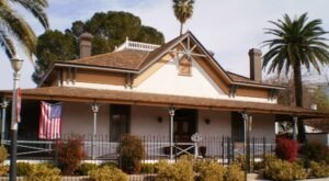 Dating To 1886, El Presidio Is The Oldest Bed And Breakfast In Tucson, Arizona