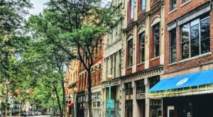 Visit Capitol Street, A Charming Village Of Shops In West Virginia