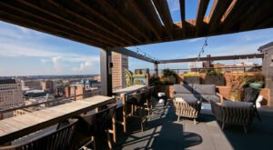 You'll Love This Rooftop Restaurant In Alabama That's Beyond Gorgeous