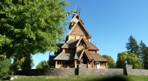 Scandinavian Heritage Park Is A Fascinating Spot in North Dakota That's Straight Out Of A Fairy Tale