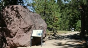Hike The Devastated Area Trail In Northern California To See The Effects Of A Volcanic Eruption