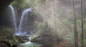 Take A Kentucky Adventure To Our State's Stunning Double Waterfall