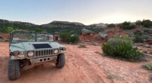 Rent A UTV In Texas And Go Off-Roading Through The Palo Duro Canyon