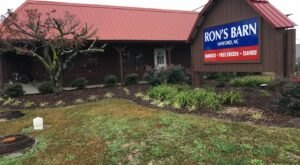 Some Of The Best Southern Fried Chicken In North Carolina Is Found At Ron's Barn