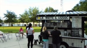 One Of Tampa's Most Coveted Breakfasts Is Served Waterside From This Food Cart