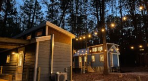 Mississippi's New Glampground Getaway, Longleaf Piney Resort Is Truly One-Of-A-Kind