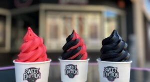 Indulge In Colorful Ice Cream And Pizza At Sweet Emotion, The Quirkiest Ice Cream Shop In Missouri