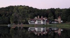 The Isolated Twin Turret Farm & Castle Hiding In Missouri Will Make Your Fairytale Dreams Come True