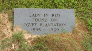 To This Day, The Lady In Red Remains One Of Mississippi's Most Baffling Mysteries