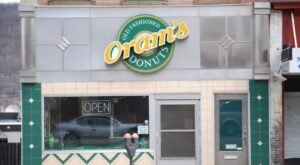 Oram's Donuts Near Pittsburgh Make The Best Donuts In The State, Says Food And Wine Magazine