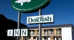 The Coolest Little Hotel In Delaware, The Dogfish Inn, Is Calling Your Name