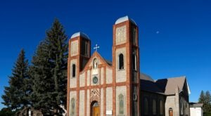 The Oldest Church In Colorado Dates Back To The 1850s And You Need To See It