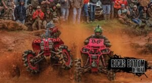 Bring A UTV And Go Off-Roading Through 550 Acres Of Swamplands At Rocks Bottom In Mississippi