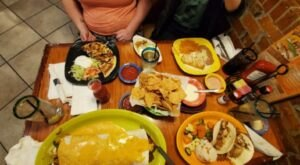 Home Of The 4-Pound Burrito, El Agave Mexican Grill In Mississippi Shouldn't Be Passed Up