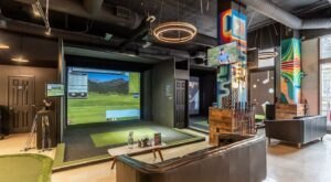 It's Always Tee Time At This Virtual Golf Course, Five Iron Golf, In Nevada