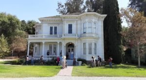 Travel Back In Time At Heritage Square, A Living History Museum In Southern California