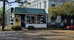 You Won't Find A More Charming Shop Than Miner's Doll and Toy Store, The Last Remaining Old-Fashioned Toy Store In Mississippi