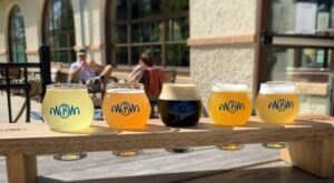 Enjoy Creative Brews And Ciders At This Delaware Brewery Located In A 100-Year-Old Laboratory