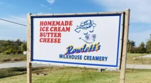 Some Of The Best Homemade Ice Cream, Cheese, And Butter Are Hiding At This Farm And Creamery In Kentucky