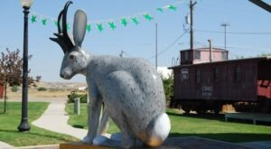 The Birthplace Of The Mythical Jackalope Is Right Here In Small Town Wyoming