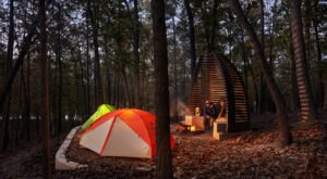 Hike Or Bike Into The New Campsites Along Hobbs Karst Loop In Arkansas
