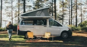 Rent A Vintage Or Modern Van To Cruise Through The Pacific Northwest With Peace Vans In Washington