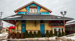 Chow Down In A Historic Train Depot Or Vintage Dining Car At La Estacion In Wisconsin