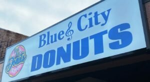 Blue's City Donuts In Tennessee Makes Some Of The Most Creative And Delicious Donuts In The State