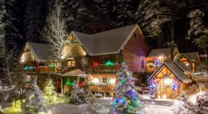 Cozy Up In Themed Suites That'd Make Any Montanan Proud At The Secluded Hidden Moose Lodge
