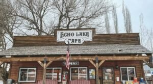 Since 1960, The Echo Lake Cafe Has Been Serving Up Montana's Most Scrumptious Breakfast